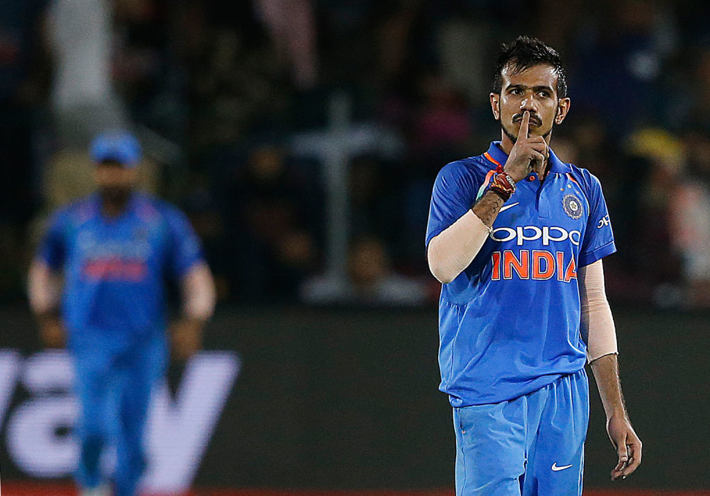 Chahal has established himsel in India's limited-overs setup.