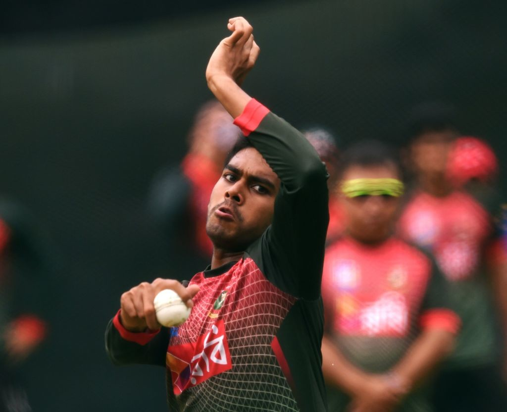 Sabbir is reported to have got into an argument with Hasan.