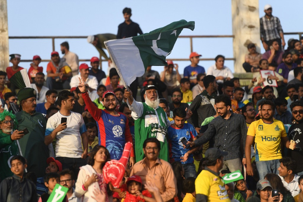 The finals of the last PSL was staged in Karachi amidst heavy security.