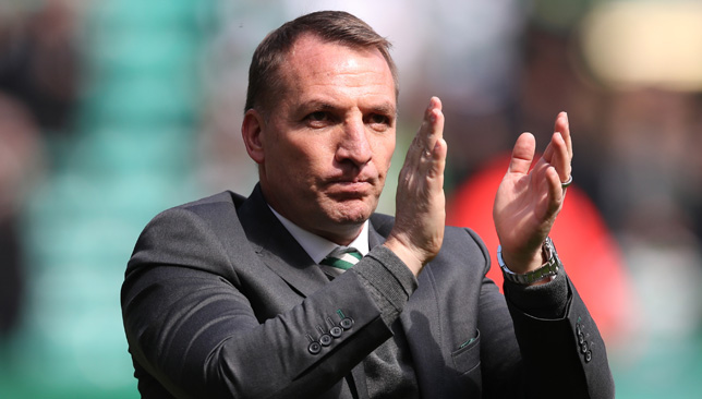 Brendan Rodgers' Celtic have been given a kind draw.