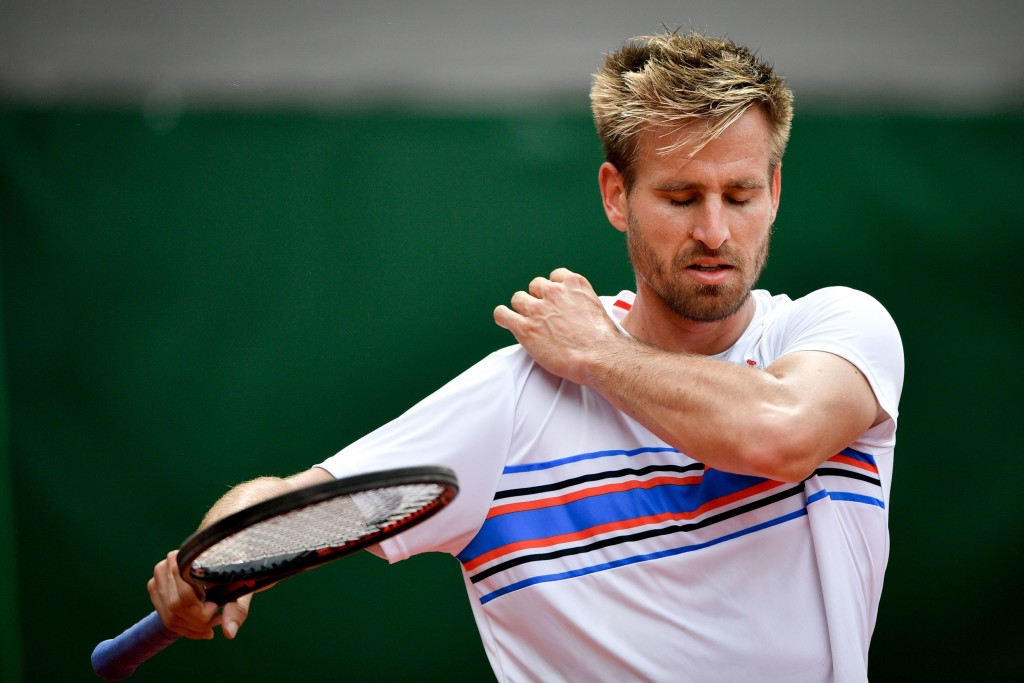 Peter Gojowczyk was runner-up in Geneva last weekend.