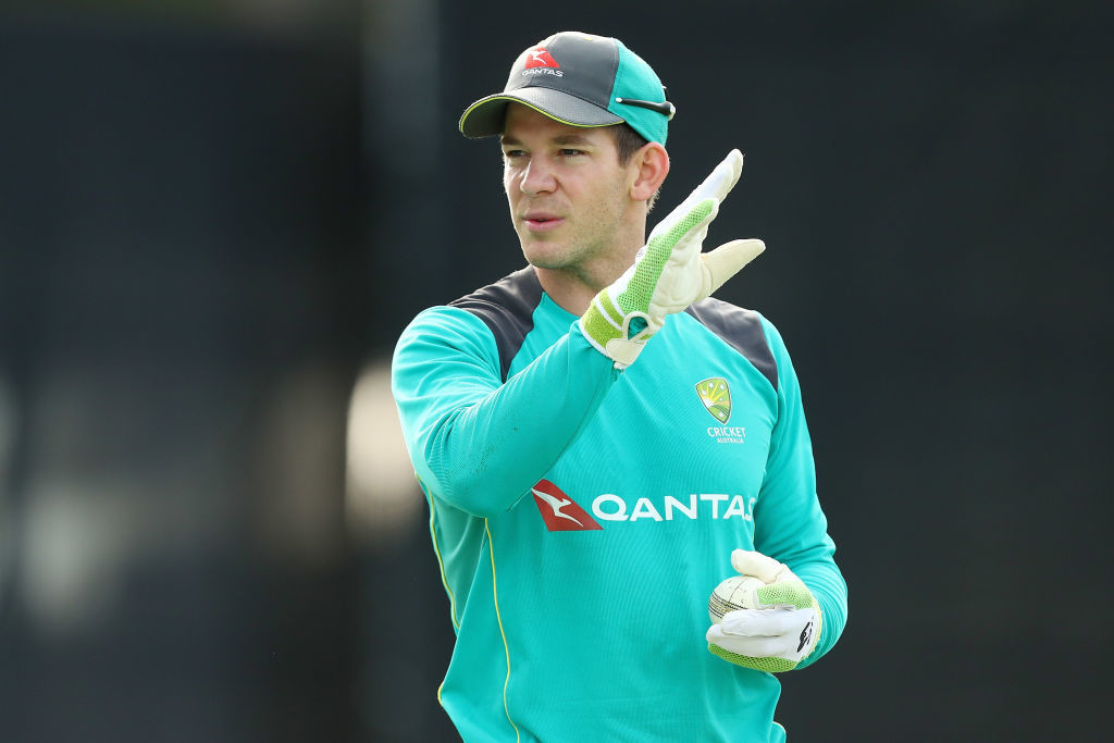 Tim Paine has been tasked with leading the Australia ODI squad.