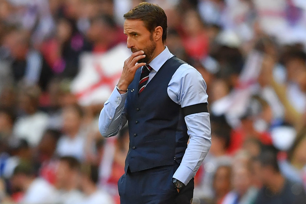 It will be a final chance for Southgate to test his formations.
