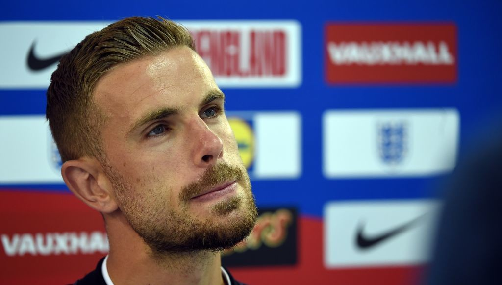Henderson was given some extra time off to be with his family.