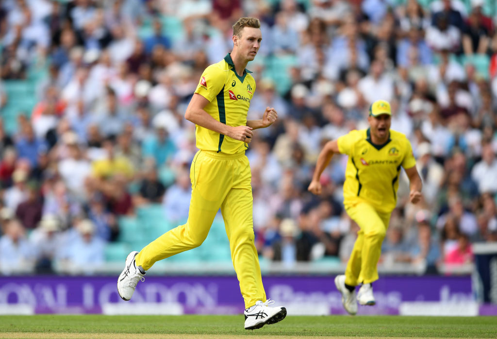 Australia will be hoping Stanlake can recover quickly.