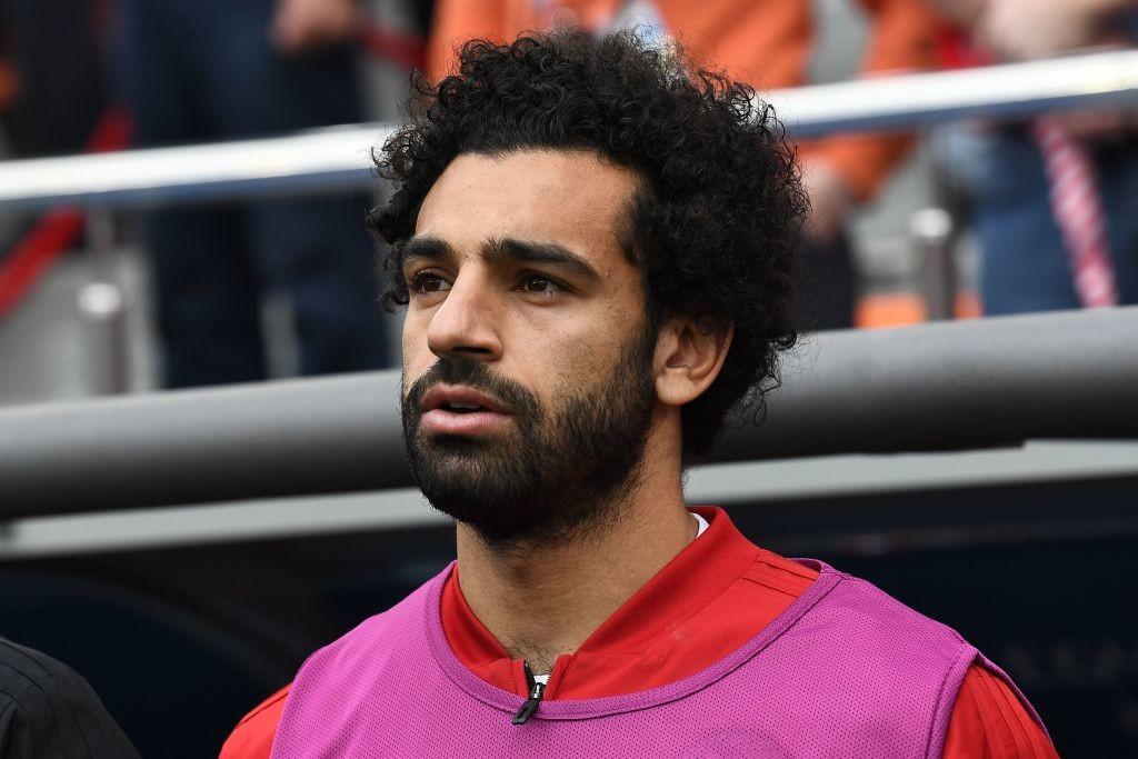 Sidelined: Mohamed Salah.