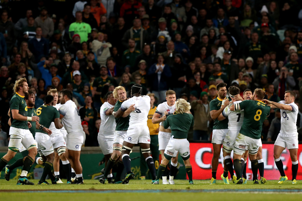 South Africa beat England 2-1 in June's Test series.