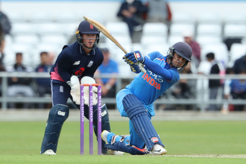 Ishan Kishan looked in supreme touch during his 50-run knock.