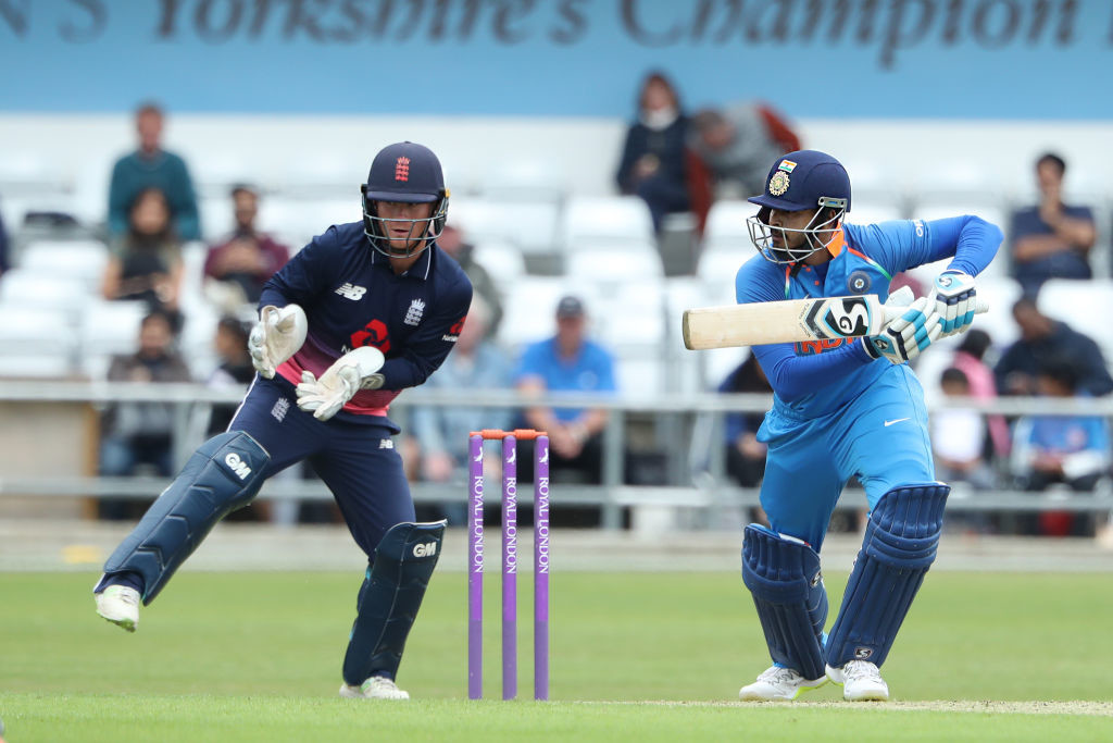 Iyer played a captain's knock for India A.