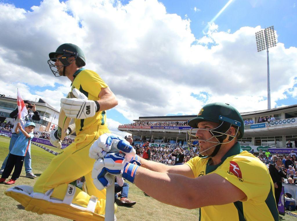 Australia will bat first at Old Trafford.
