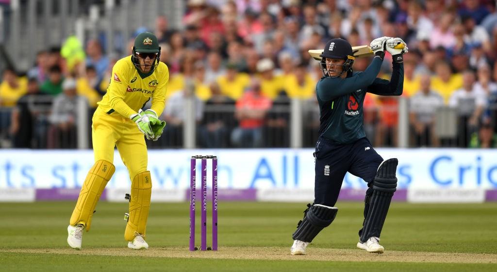The balance of power between England and Australia has shifted.