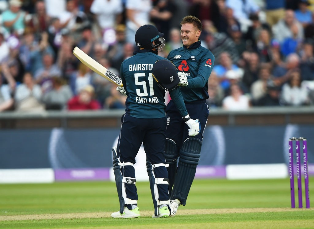 Jonny Bairstow and Jason Roy have been in sublime form for England.