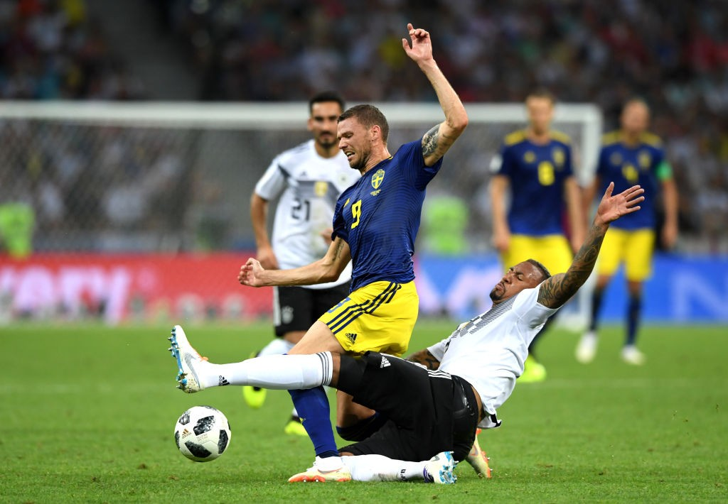Germany were repeatedly exposed on the break.