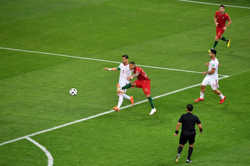 Ricardo Quaresma's special strike broke the deadlock.
