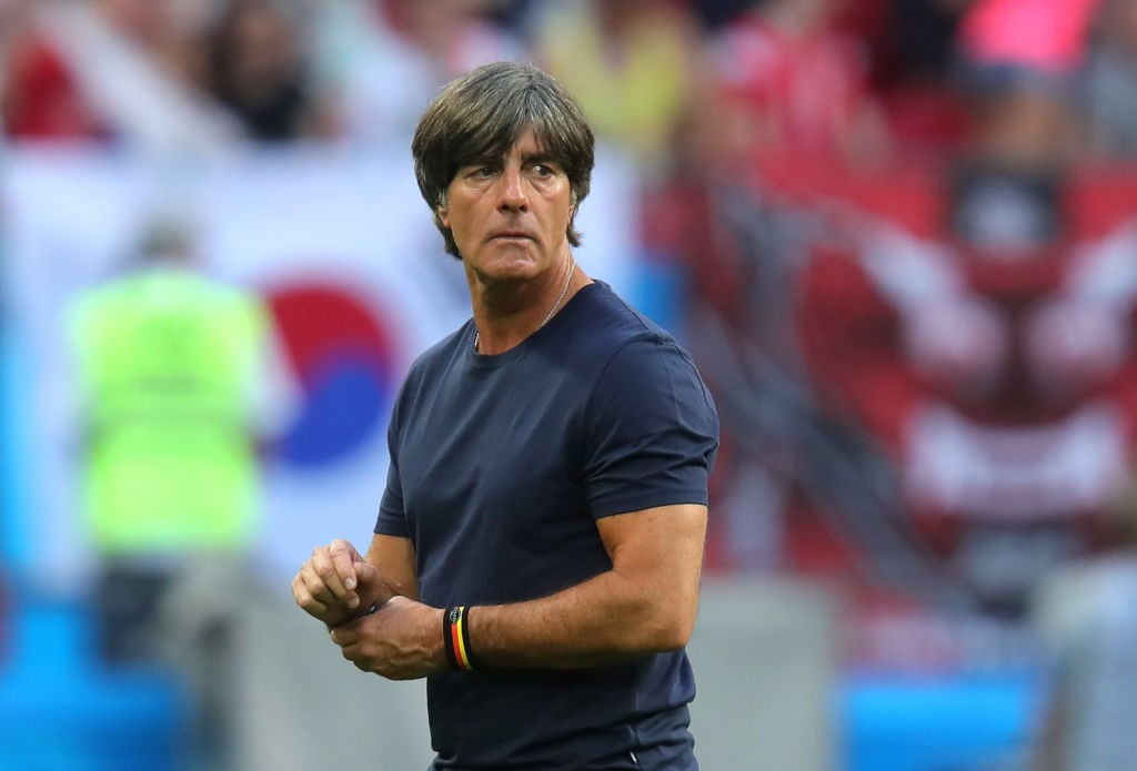Joachim Low's decisions in question.