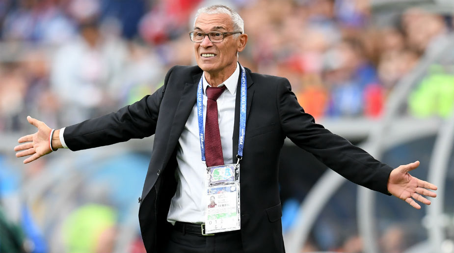 Hector Cuper led Egypt to a first World Cup in 28 years.