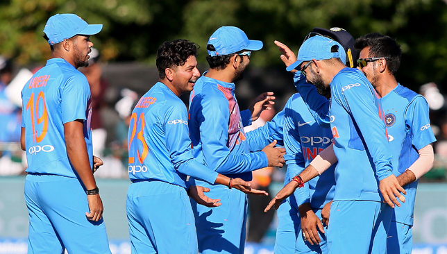 India were too strong against Ireland on Friday