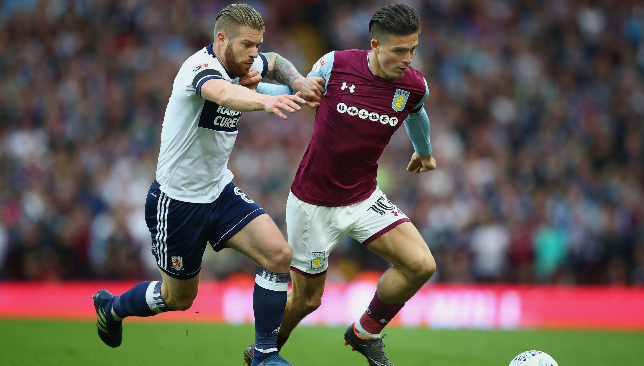 Grealish could not inspire Aston Villa to the Premier League.