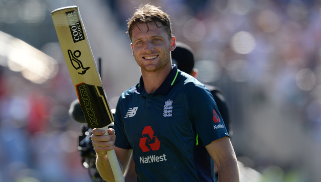 Jos Buttler is in the midst of a purple patch.