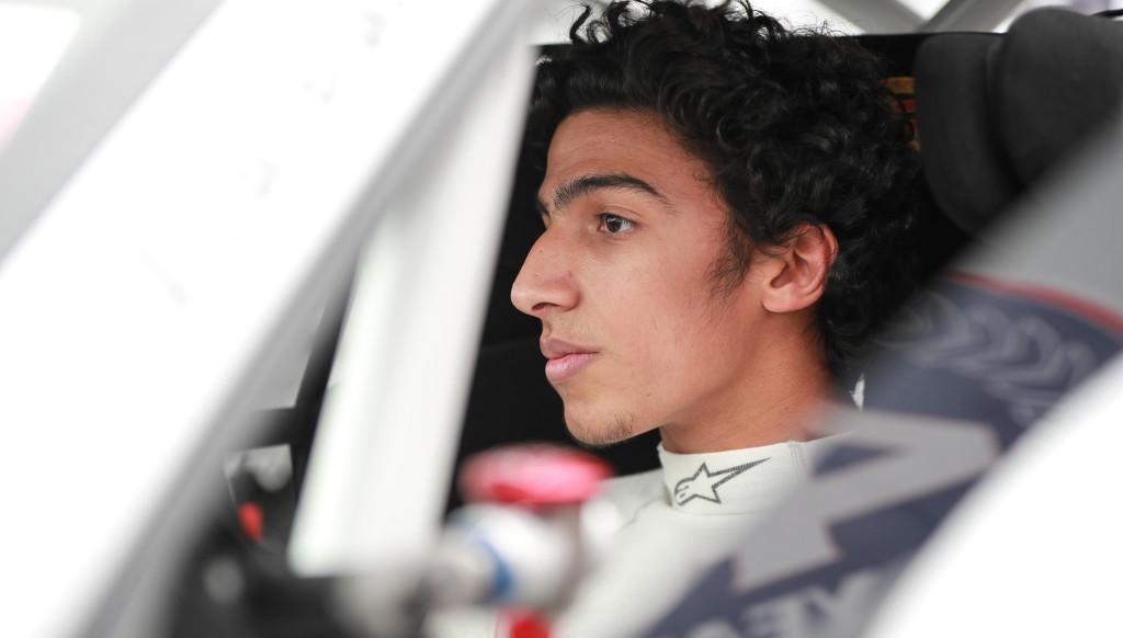 Khalid Al Wahaibi impressed on debut