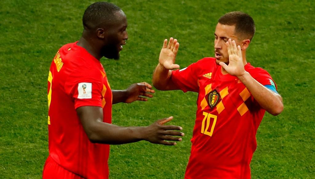 Lukaku and Hazard