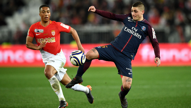 Verratti is one of Europe's most highly-rated midfield talents.