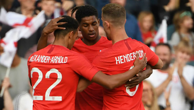 78d68844aa4 England World Cup 2018 squad and team guide as Man United's Marcus Rashford  is one to watch - Article - Sport360