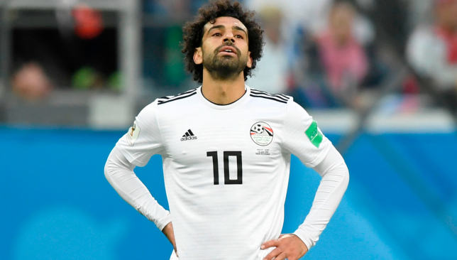 Mohamed Salah and Egypt endured a poor World Cup.