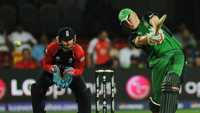 What a knock: Kevin O'Brien