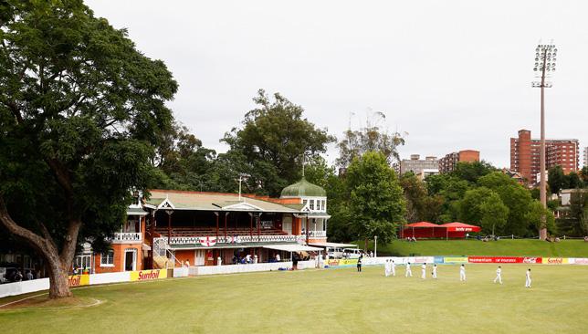 The City Oval in Pietermaritzburg.