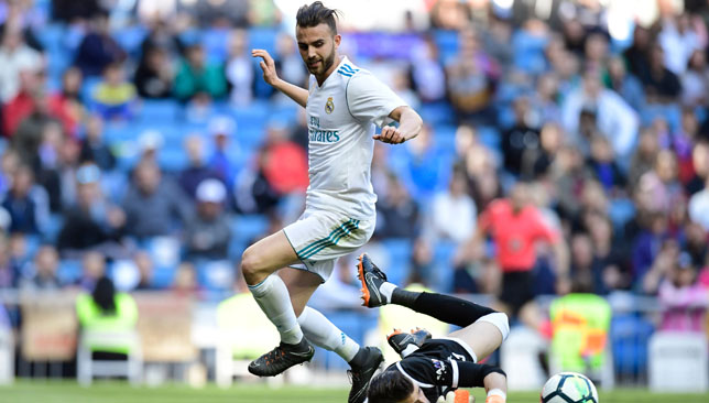 Borja Mayoral is keeping his options open