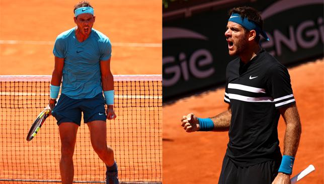 Tennis News Rafael Nadal V Juan Martin Del Potro Stats Quotes And Talking Points Ahead Of Roland Garros Semi Final Sport360 News