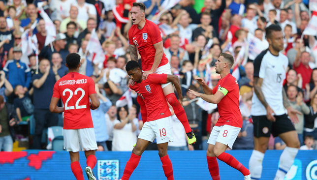 f6a3f3c9f England player ratings as Marcus Rashford impresses to earn an 8 in their 2-0  win against Costa Rica