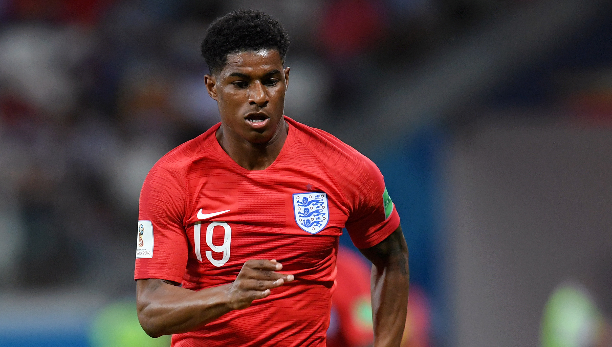 Rashford should replace Sterling for Panama game - Carragher