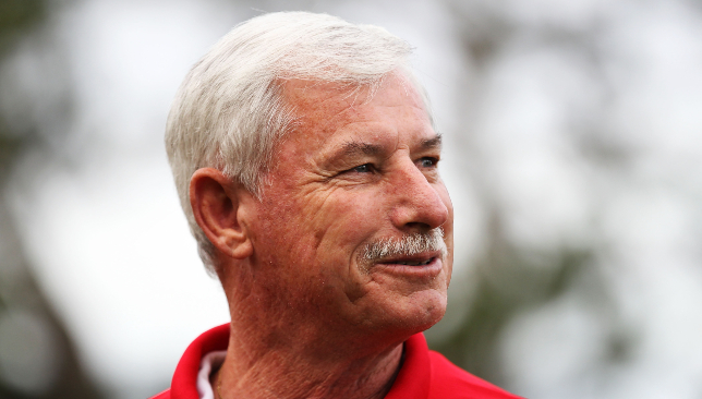 Kiwi legend: Sir Richard Hadlee.