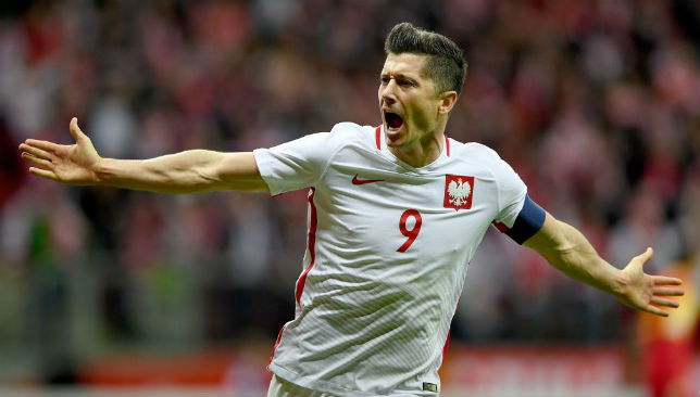 Robert Lewandowski 4