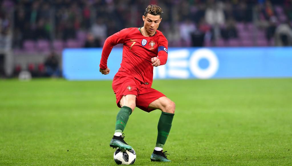 Ronaldo Portugal 1