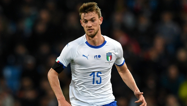 Daniele Rugani could move to Stamford Bridge.