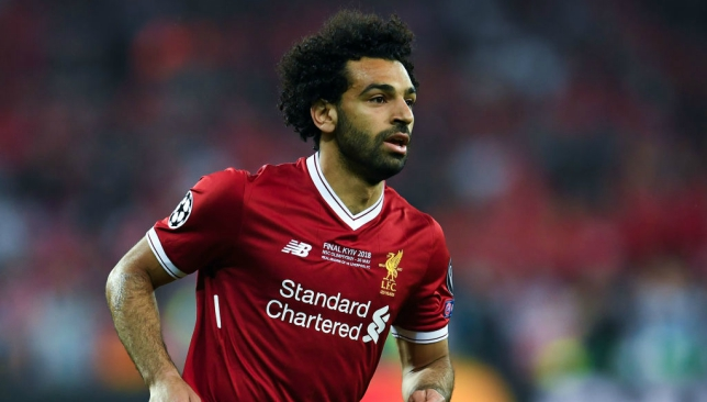 Salah's agent has strongly denied offering the winger's services.