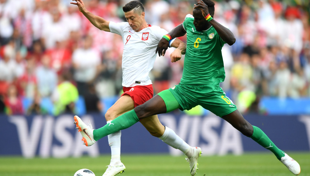Salif Sane kept Robert Lewandowski in check.