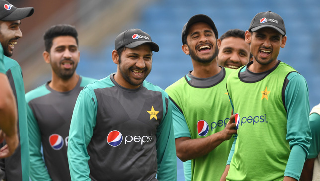 England & Pakistan Net Sessions
