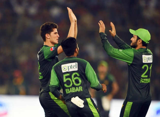 Afridi has been earmarked as a future superstar.