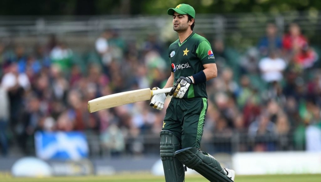 Cricketer Ahmad Shahzad fails dope test