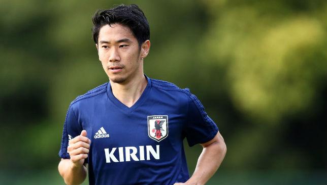 Shinji Kagawa.