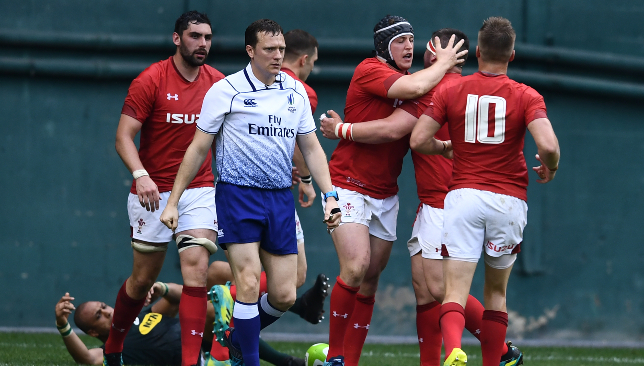 Pressure on Springboks after late Wales loss