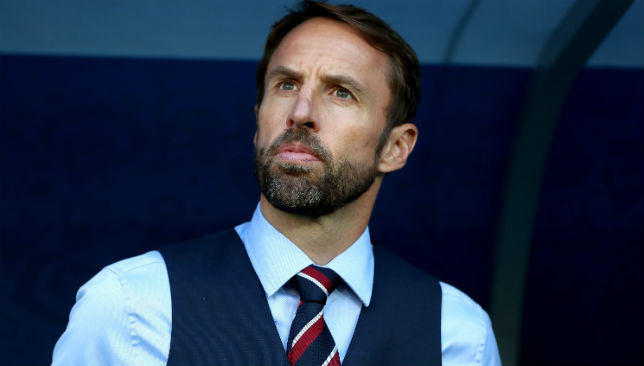 Southgate, Manager of England