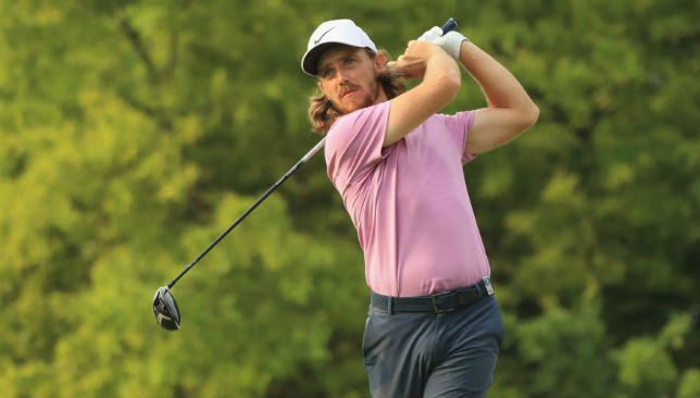 Tommy Fleetwood of England 1