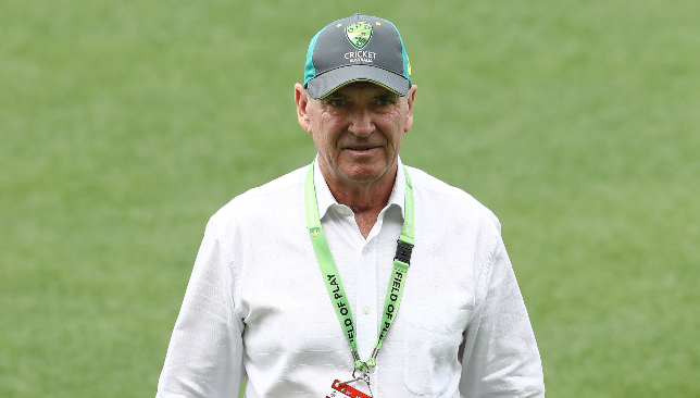 Roy ton leaves Australia with big chase
