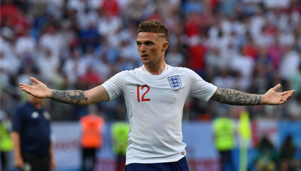 Kieran Trippier has been in fine from for England in Russia.