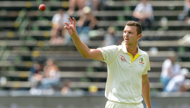 Hazlewood has spoken up on the ball-tampering episode.
